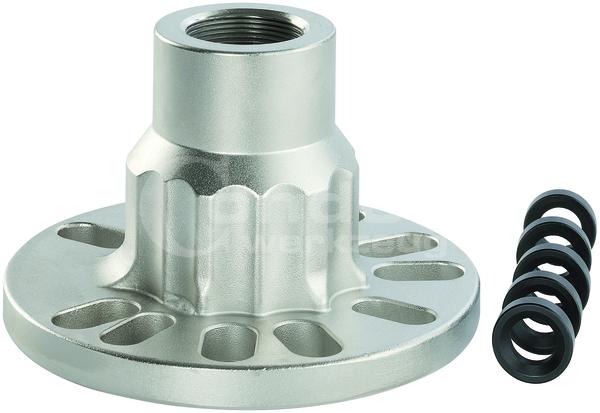 adaptateur pour extracteur hydraulique pour extraire les moyeux de roue de 98 125 mm 5445 af. Black Bedroom Furniture Sets. Home Design Ideas